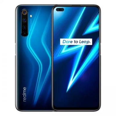 Смартфон Realme 6 Pro 8/128 Blue (Синяя молния) Global EU