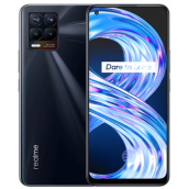 Смартфон Realme 8 6/128 Gb Cyber Black (Черный)