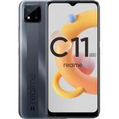 Смартфон Realme C11 2021 2/32Gb Grey Steel (Серая Сталь)