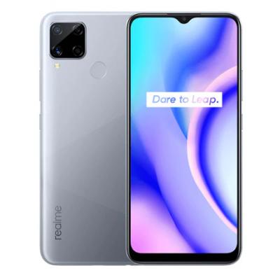 Смартфон Realme C15 4/64 Silver (Серебристый)