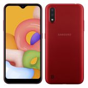 Samsung Galaxy A01 2/16 Gb Red (Красный)