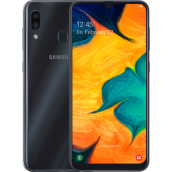 Samsung Galaxy A30 (2019) 4/64 Gb Black (Черный)