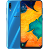 Samsung Galaxy A30 (2019) 4/64 Gb Blue (Синий)