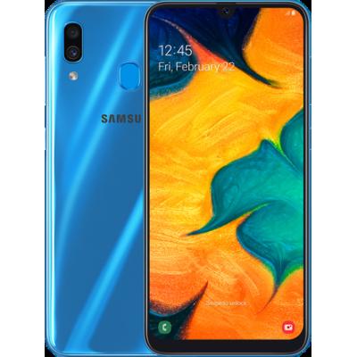 Samsung Galaxy A30 (2019) 4/64 Gb Blue (Синий)