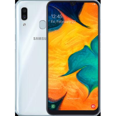 Samsung Galaxy A30 (2019) 4/64 Gb White (Белый)