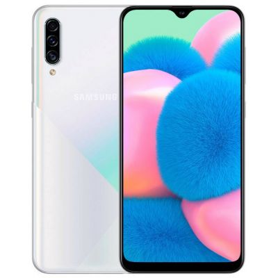 Samsung Galaxy A30S 4/64 Gb White (Белый)