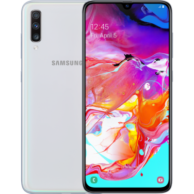 Samsung Galaxy A70 (2019)  4/64 Gb White (Белый)
