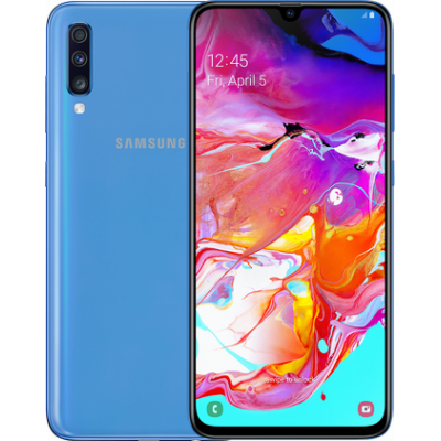 Samsung Galaxy A70 (2019)  4/64 Gb Blue (Синий)