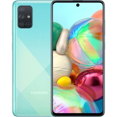 Samsung Galaxy A71 6/128 Gb Green (Зеленый)