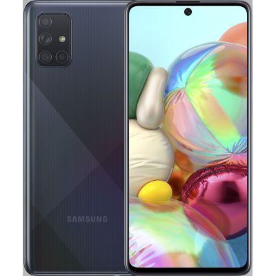 Samsung Galaxy A71 6/128 Gb Black (Черный)