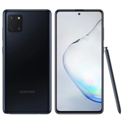 Samsung Galaxy Note 10 Lite 6/128 Gb Black (Черный)