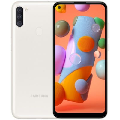 Samsung Galaxy A11 2/32 Gb White (Белый)