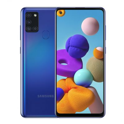 Samsung Galaxy A21s 3/32 Gb Blue (Синий)