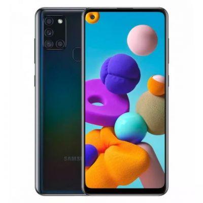 Samsung Galaxy A21s 3/32 Gb Black (Черный)