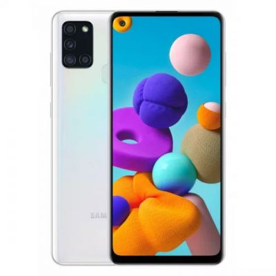 Samsung Galaxy A21s 3/32 Gb White (Белый)
