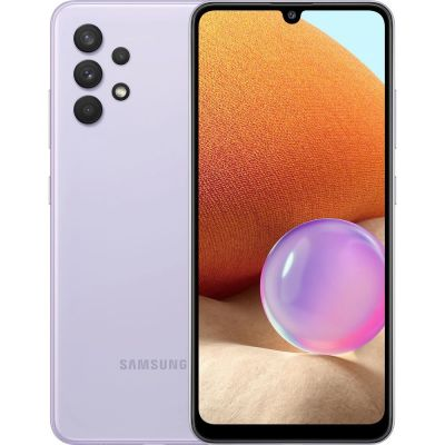 Samsung Galaxy A32 4/128 Gb Violet (Лаванда)