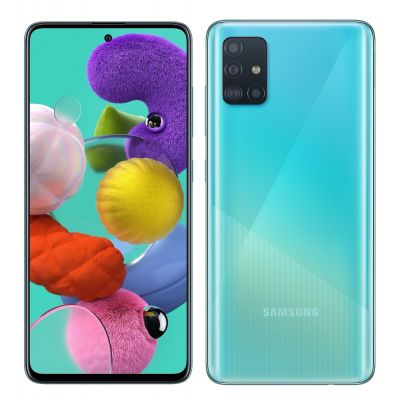 Samsung Galaxy A51 6/128 Gb Blue (Синий)