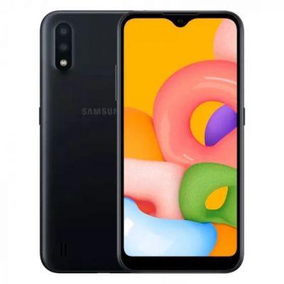 Samsung Galaxy M01 3/32 Gb Black (Черный)