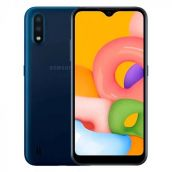 Samsung Galaxy M01 3/32 Gb Blue (Синий)