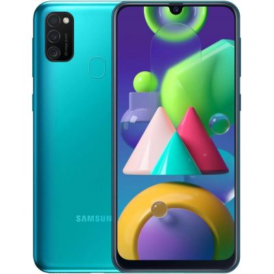 Samsung Galaxy M21 4/64 Gb Green (Зеленый)