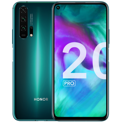 Honor 20 Pro 8/256 Gb Blue (Синий) EAC