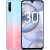 Смартфон Honor 30i 4/128 Gb Black (RU) Ледяной Белый