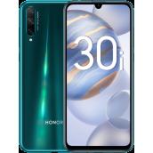 Смартфон Honor 30i 4/128 Gb Black (RU) Мерцающий Синий