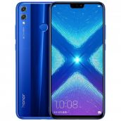 Honor 8X 64Gb (синий)