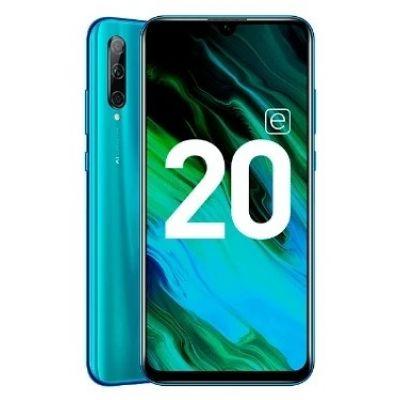 Смартфон Honor 20e 4/64 Gb Blue (RU) Мерцающий синий