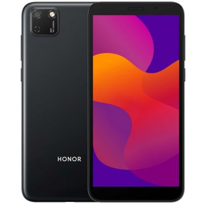Смартфон Honor 9S 2/32 Gb Black (RU) Черный