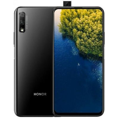 Honor 9X 4/128 Gb Black (Черный) EAC