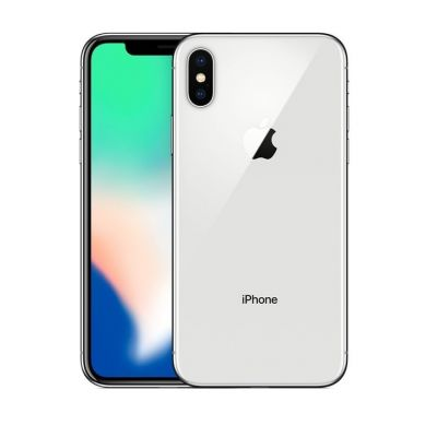Apple iPhone X 256 Gb (Серебристый)