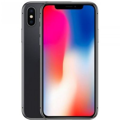 Apple iPhone X 256 Gb (Серый Космос)