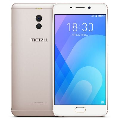 Meizu M6 Note 64 Gb (золотой) EU