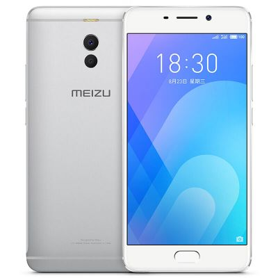 Meizu M6 Note 64 Gb (серебристый)