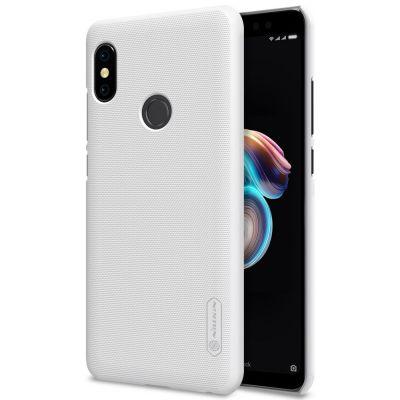 Клип-кейс Nillkin для Xiaomi Redmi Note 5 / 5 Pro White