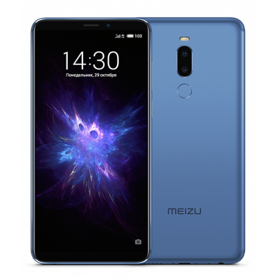 Meizu Note 8 4/64 Gb (голубой) Global EU