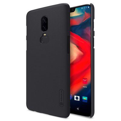 Клип-кейс Nillkin для Xiaomi Oneplus 6 Black (Черный)
