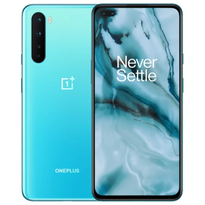 Смартфон OnePlus Nord 8/128Gb Blue (Синий мрамор)