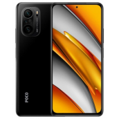 Смартфон Xiaomi Poco F3 NFC 6/128 Gb Night Black (Черная Ночь)