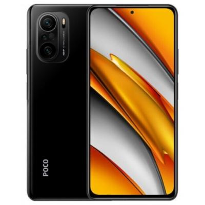 Смартфон Xiaomi Poco F3 NFC 8/256 Gb Night Black (Черная Ночь)