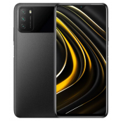 Xiaomi Poco M3 4/128GB Power Black (Черный) Global EU