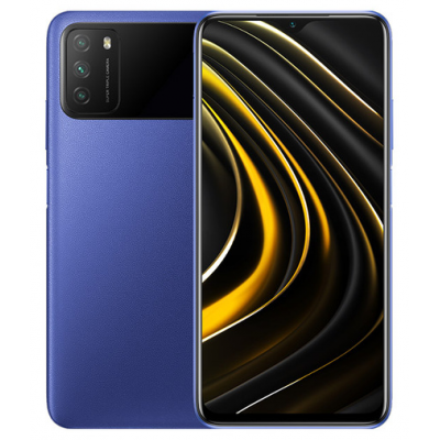 Xiaomi Poco M3 4/128GB Blue (Синий) Global EU
