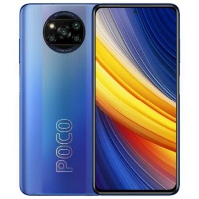Смартфон Xiaomi Poco X3 Pro 8/256 Gb Frost Blue (Синий)