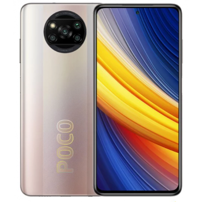 Смартфон Xiaomi Poco X3 Pro 6/128 Gb Metal Bronze (Бронзовый)