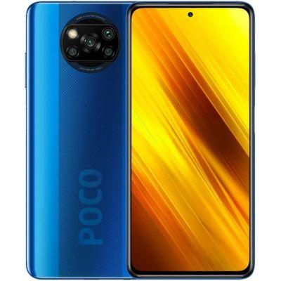 Xiaomi Poco X3 NFC 6/64GB Cobalt Blue (Синий) Global EU
