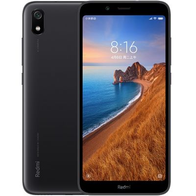 Xiaomi Redmi 7A 2/32Gb Black (Черный) Global EU