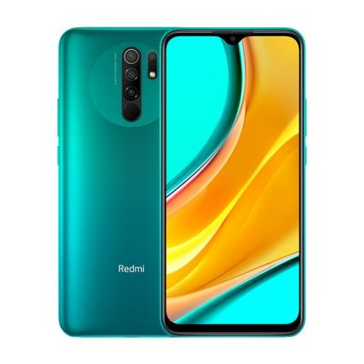 Смартфон Xiaomi Redmi 9 3/32GB Green (Без NFC) (Зеленый) Global EU