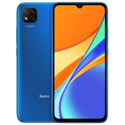 Xiaomi Redmi 9C NFC 3/64 Gb Blue (Синий) Global EU