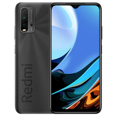Смартфон Xiaomi Redmi 9T 4/64GB (NFC) Carbon Gray (Серый)
